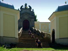 Kopecek - Hora Matky Bozi Kraliky - odpocinek by <b>Milan Pekky Bouska</b> ( a Panoramio image )