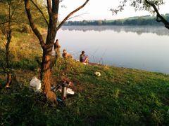 Озеро в Климауцах  by <b>spleen7777</b> ( a Panoramio image )