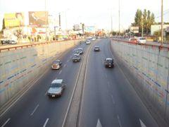 Nudo Vial sobre la avenida Rafael Nunez.- (Foto: Frank Boore).- by <b>Frank Boore</b> ( a Panoramio image )