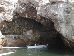 Cuevas en las Islas Marietas by <b>Wiper</b> ( a Panoramio image )