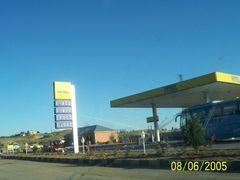 Nahc?van da benzin istasyonu  by <b>Ahmet Soyak</b> ( a Panoramio image )
