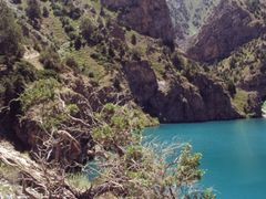 Le lac de Ptchikoul by <b>Olivier Morice http://olivier-morice.fr</b> ( a Panoramio image )