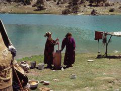 Campement tadjik aux lacs de Koulikalon by <b>Olivier Morice http://olivier-morice.fr</b> ( a Panoramio image )