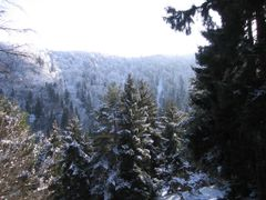 Winter in Tashiskari by <b>David Guruli</b> ( a Panoramio image )