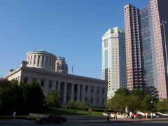 Downtown Columbus by <b>rcmori</b> ( a Panoramio image )