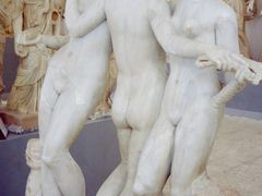 Cyrene - Museum - The Three Graces by <b>Cottius</b> ( a Panoramio image )