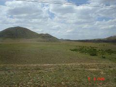 Landscape near Akshagyl by <b>Anuar T</b> ( a Panoramio image )