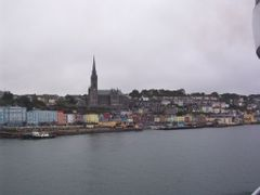 cobh by <b>justinf</b> ( a Panoramio image )