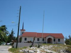 Staniel Cay Church by <b>tedsbrown</b> ( a Panoramio image )