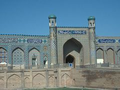 Khudayar Khan Palace by <b>Kaylash</b> ( a Panoramio image )