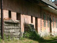 old hermitage in Dobra Voda village - Marias part by <b>Jan Madaras</b> ( a Panoramio image )