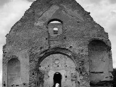 Katarinka - church ruins by <b>Jan Madaras</b> ( a Panoramio image )