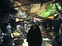 Peshawar Bazaar - Shadow shopping by <b>zerega</b> ( a Panoramio image )
