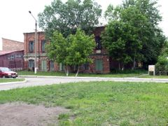 Dom kupca Sedelnikova by <b>Kalina71</b> ( a Panoramio image )