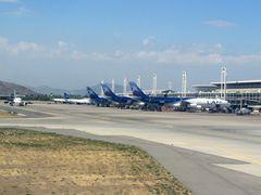 LA 343/343/763/320, Aerolineas del Sur (Air Comet Chile) 73S, Sk by <b>Andre Bonacin</b> ( a Panoramio image )