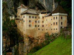Il  castello di Predjama by <b>Magnani</b> ( a Panoramio image )