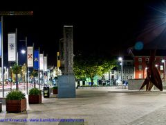 Galway: The Eyre Square by <b>kamil krawczak</b> ( a Panoramio image )