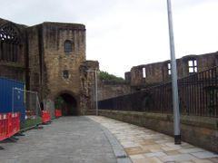 Dunfermline Palace by <b>Tharnton345</b> ( a Panoramio image )
