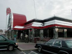 The Philly Diner by <b>kaetli</b> ( a Panoramio image )
