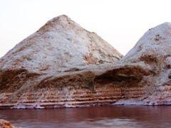 Chott El Jerid by <b>Tiberius Gallus</b> ( a Panoramio image )