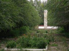 Обелиск погибшим в ВОВ by <b>e1sm</b> ( a Panoramio image )