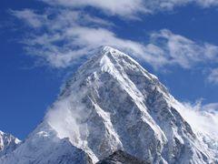 Kala Pattar & Pumori by <b>andreisss</b> ( a Panoramio image )