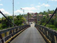 BELIZE, San Ignacio:  Hawksworth Bridge, Western Highway by <b>NellvdBoschLevendig</b> ( a Panoramio image )
