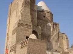 Dorus Siadat, Timurid Mausoleum, 1392 by <b>Prof. Richard T. Mortel</b> ( a Panoramio image )