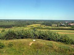 Fragment rozleglej panoramy z wiezy widokowej by <b>Pawel Pall AEvar</b> ( a Panoramio image )