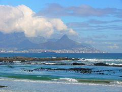 Table Bay Cape Town by <b>H.J. van Zyl</b> ( a Panoramio image )