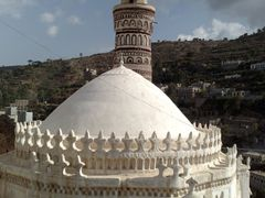 al-Sunna Mosque, 16th cent., Jibla by <b>Prof. Richard T. Mortel</b> ( a Panoramio image )