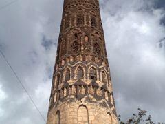 Old Minaret. Jibla by <b>Prof. Richard T. Mortel</b> ( a Panoramio image )