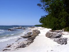 Beach Jervis Bay by <b>bennits</b> ( a Panoramio image )