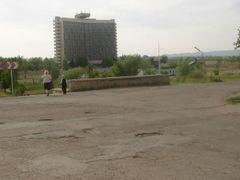 Гостиница Ходжент by <b>alex_1tr</b> ( a Panoramio image )
