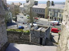 Market Square, Castletown by <b>Puckoon</b> ( a Panoramio image )
