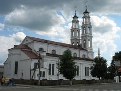 Church of st.Michael Archangel  by <b>IVAN_BY</b> ( a Panoramio image )