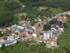 Andrijevica center by <b>Guberinic Marko</b> ( a Panoramio image )