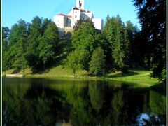 Dvorac - Trakoscan by <b>Marcel Mlinaric - CROATIA</b> ( a Panoramio image )