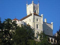 Dvorac (zoom) - Trakoscan by <b>Marcel Mlinaric - CROATIA</b> ( a Panoramio image )