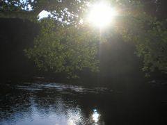Sunce probija grane - Trakoscan by <b>Marcel Mlinaric - CROATIA</b> ( a Panoramio image )