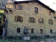 Andorra la Vella - Casa de la Vall [12.09.2003] by <b>Jordi Peralta</b> ( a Panoramio image )