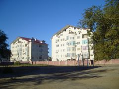 Новые дома by <b>Пак Валерий</b> ( a Panoramio image )