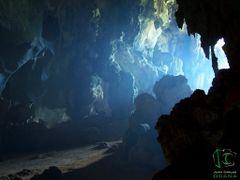 Cueva GEDA (jc@NaturExperts.com) by <b>Juan Carlos Ocana Martinez</b> ( a Panoramio image )