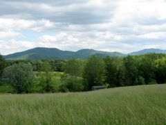 Rolling Pastures of Albemarle County by <b>Brandon_Belew</b> ( a Panoramio image )