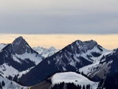 Panorama view from Mount Vounetz by <b>Eric Fookes</b> ( a Panoramio image )