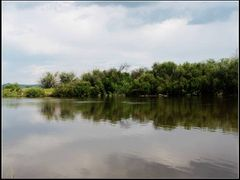 Mongolia and Russia border river 02 by <b>zouzaimenggugaoyuan</b> ( a Panoramio image )