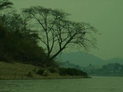 On the Mekong river - right side Thailand on the left side Laos. by <b>world of pictures by KlausH</b> ( a Panoramio image )