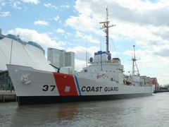 US Coast Guard Cutter _Taney_, the last ship floating after the  by <b>Thorsten</b> ( a Panoramio image )