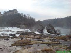 Rheinfall by <b>antoni f.</b> ( a Panoramio image )