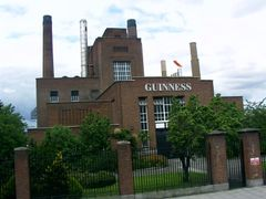 Guinness Brauerei by <b>Jahn Hirschfeld</b> ( a Panoramio image )
